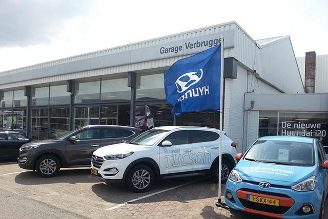 Auto Garage Terneuzen : Garage verbrugge b v in terneuzen hyundai dealer autobedrijf