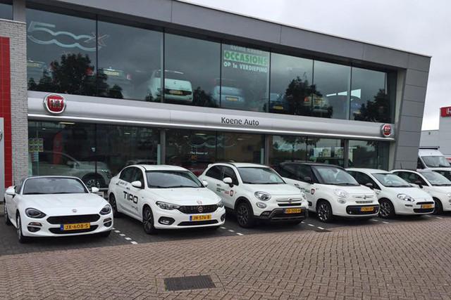 Fiat Garage Purmerend : Koene auto in velserbroek fiat dealer autobedrijf autokopen