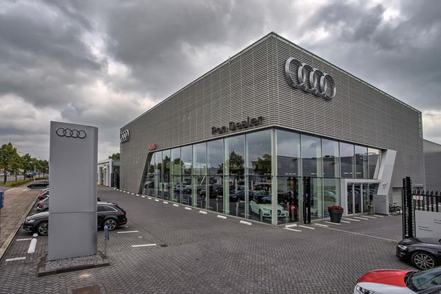 Centrum Garage Amersfoort : Pon dealer amersfoort audi en volkswagen dealer autobedrijf