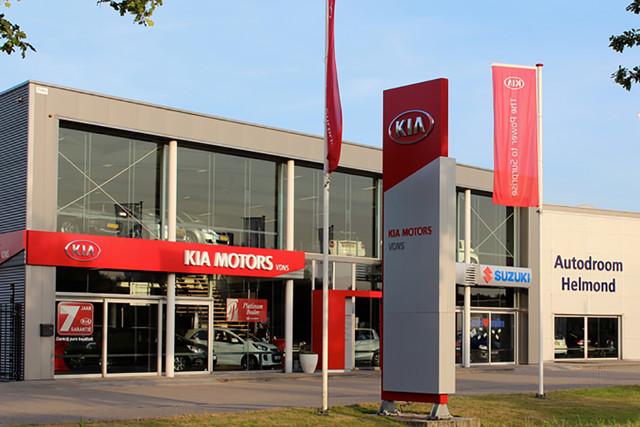 Peugeot Garage Helmond : Vdns kia helmond kia dealer autobedrijf autokopen